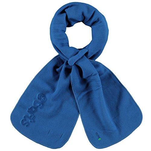Barts Kinder Schal Fleece Shawl Kids Prussian Blue (blau) One Size