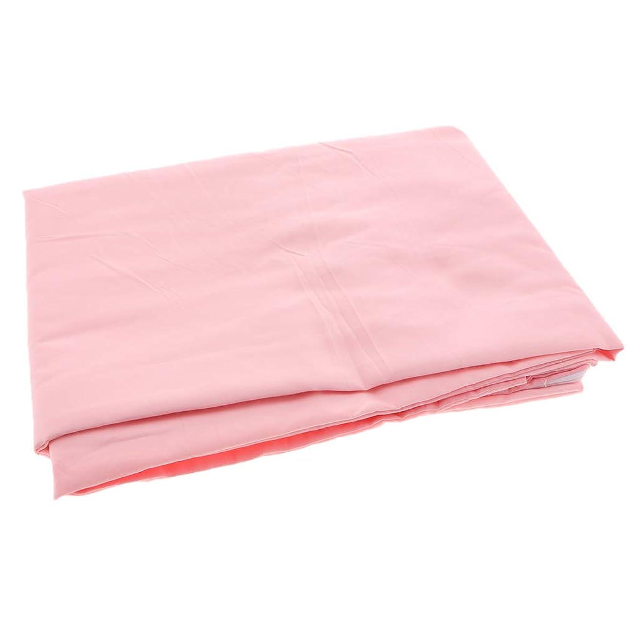 スピリチュアルごめんなさいペレットPETSOLA 畳 マットレスカバー ベッドカバー ベッドスプレッド マットカバー 綿製 洗濯可能 全6色5サイズ - ピンク, 150x200cm