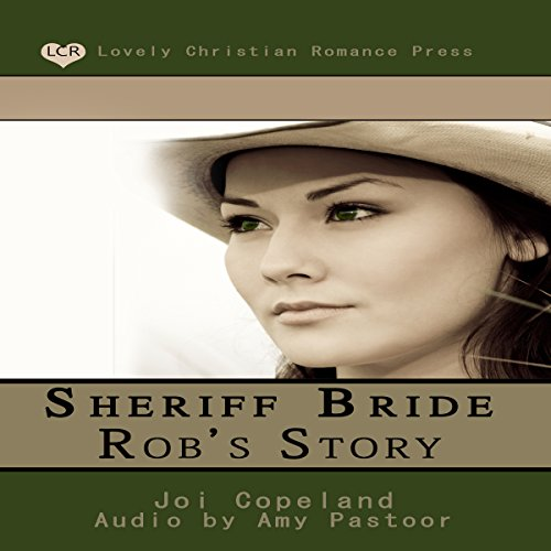 Sheriff Bride Rob's Story audiobook cover art