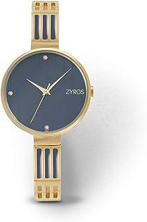 زايروس ساعة رسمية للنساء ، انالوج بعقارب - ZAA015L010105B