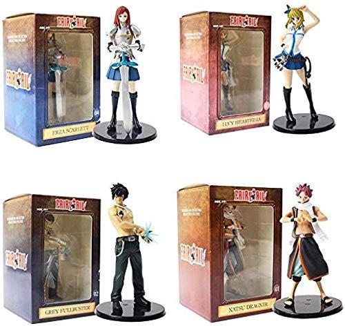 LJXGZY Anime Modell Spiele Anime Mädchen Figuren Sora No Otoshimono Ikaros Ikarus Handgemachte Modell Statue PVC Sammlung Dekoration Modell Geburtstagsgeschenk Statue