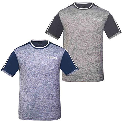 DONIC T-Shirt Melange-Tee, XL, blau/Marine