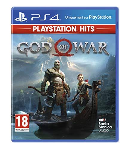 God of War Hits pour PS4 [Importación francesa]