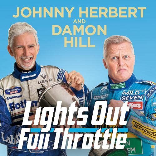 Lights Out, Full Throttle cover art