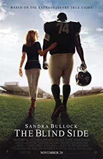 The Blind Side Poster Movie 11x17 Sandra Bullock Kathy Bates Kim Dickens Tim McGraw MasterPoster Print, 11x17