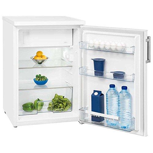 120l Kühlschrank Stand EEK A+++ LED Licht 4 Sterne 3 Türfächer Box KS16-1A+++