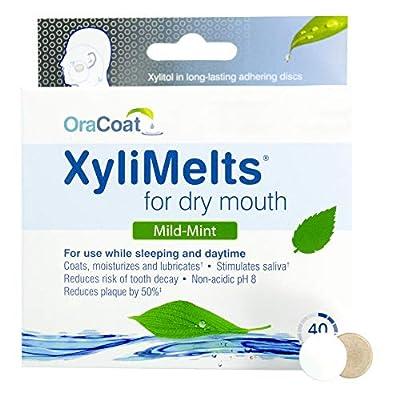 Oracoat Xylimelts Mild Mint Flavor