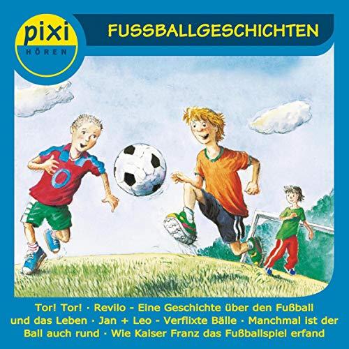 Fußballgeschichten Titelbild