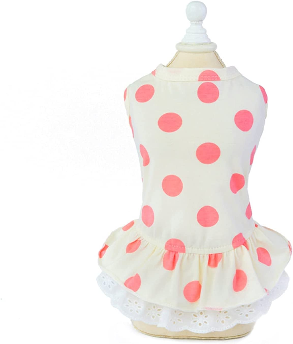 Pet Dog Clothes Bow Cat Summer Dress Princess Dre Ranking Industry No. 1 integrated 1st place Sweer