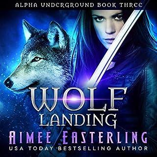 Wolf Landing cover art