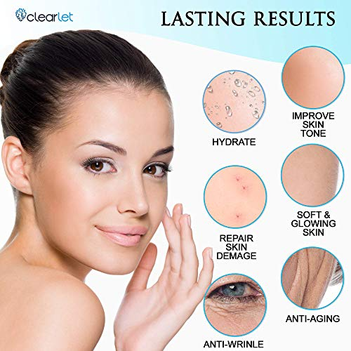 51EZdKSuYGL - Retinol Cream for Face Moisturizer for Women Men Anti Aging Face Wrinkle Cream Retinol Facial Eye Cream Reduces wrinkles Fine Lines Day Night Facial Creams Retinoid Mens Retinol Moisturizer for Face