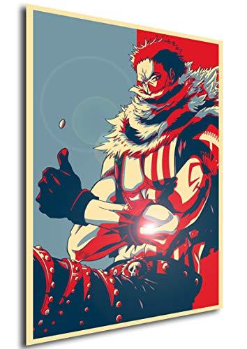 Instabuy Poster Propaganda Full - One Piece - Charlotte Katakuri (Cartel 70x50)