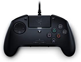 Razer Raion Fightpad for PS4, PS5 Fighting Game Controller: 8 Way D-Pad - Mechanical Switch Front Buttons - 3.5mm Headset ...