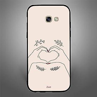 Samsung Galaxy A5 2017 Hand Heart, Zoot Designer Phone Covers