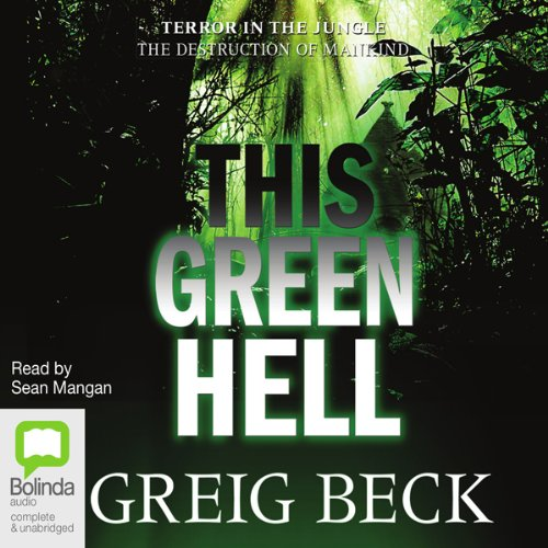 This Green Hell audiobook cover art