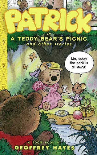 Compare Textbook Prices for Patrick in A Teddy Bear's Picnic and Other Stories: TOON Level 2 Patrick Bear  ISBN 9781935179092 by Hayes, Geoffrey