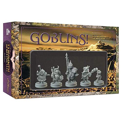 Goblins! Labyrinth Brettspiel Erweiterung