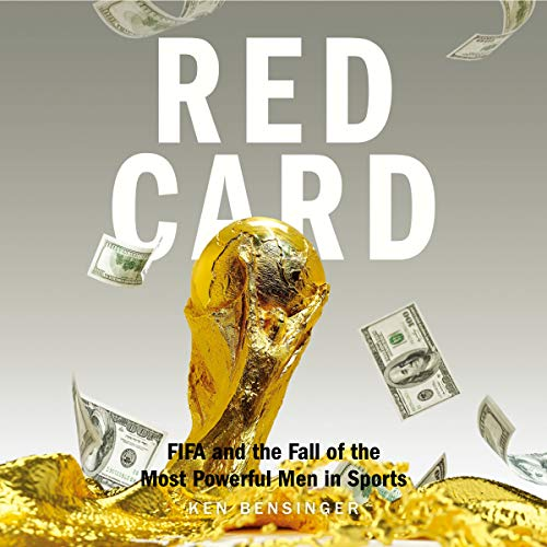Red Card audiobook cover art