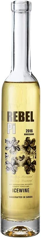 Rebel Pi, Vino de hielo 375 ml (100% Rousanne) Canada/British Columbia, Pentage bodega