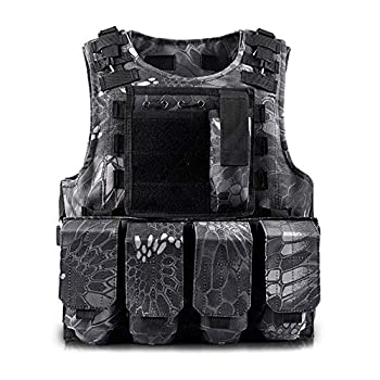 youth airsoft vest
