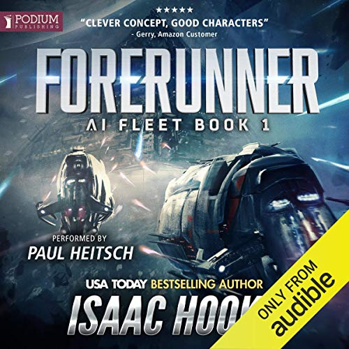 Forerunner  By  cover art