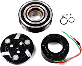 cciyu AC Compressor and A/C Clutches Set for A/C Honda 2001-2005 Replacement fit for CO 4914AC Auto Repair Compressors Assembly