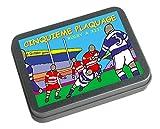 QUIKKY GAMES Rugby - CINQUIEME PLAQUAGE