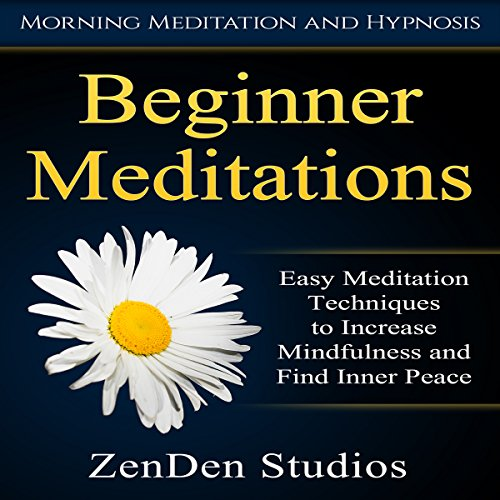 Beginner Meditations audiobook cover art