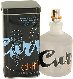Curve Chill by Liz Claiborne Cologne Spray 4.2 oz
