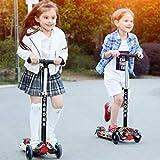 Zoom IMG-1 caroma monopattino bambini con ruote