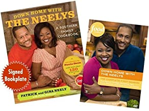 Down Home with the Neelys (Signed Book & DVD Set)