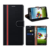 COODIO Samsung Galaxy S4 Case, Galaxy S4 Leather Case,