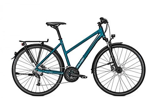 Trekkingrad Raleigh RUSHHOUR 3.0 Disc Damen 28' 27-G Scheibenbremse, Rahmenhöhen:45;Farben:Navyblue matt