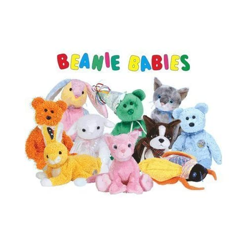 86a6c3367b3 Ty Beanie Babies - Lot of 25 Assorted Beanie Babies