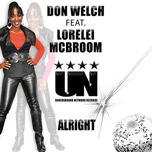 Don Welch feat. Lorelei McBroom