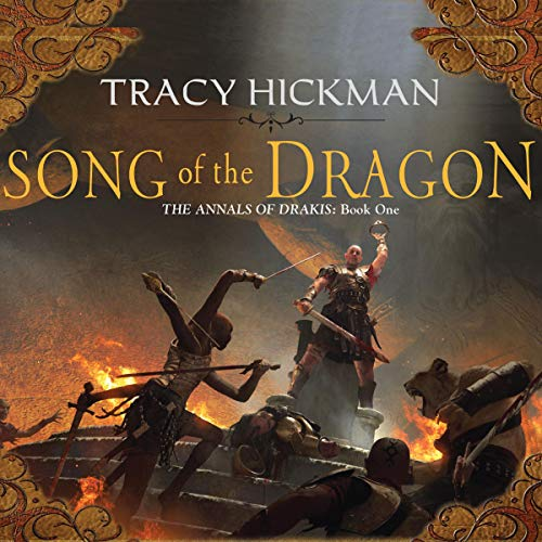 Song of the Dragon Audiobook By Tracy Hickman cover art