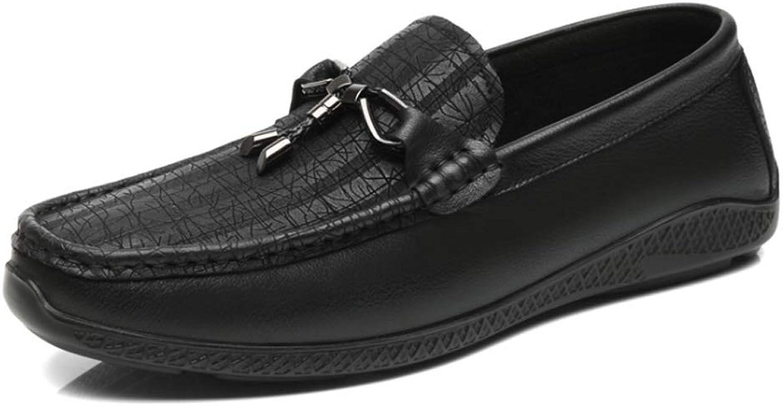 Fahren Schuhe Peas Schuhe Herren Lederschuhe Sommer Freizeitschuhe Bequeme Weiche Müiggnger Im Freien