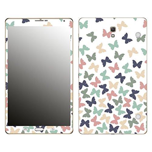 'Disagu SF 106097_ 1263Design Skin Case Cover For Samsung Galaxy Tab S 8.4mit Telefonie–Colourful Flock 01Clear