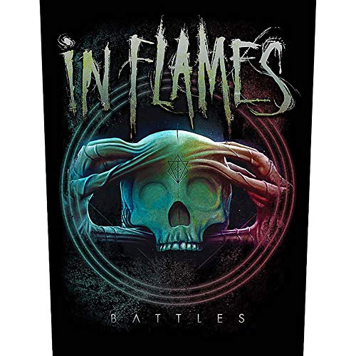In Flames Battles BACKPATCH