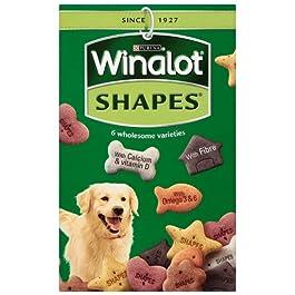 Winalot Shapes 800 g – Pack of 5