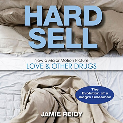 Hard Sell audiobook cover art