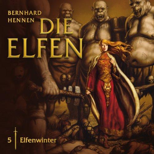 Elfenwinter (Die Elfen 5) Titelbild