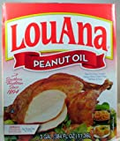 LouAna Pure Peanut Frying Oil 3 Gallons