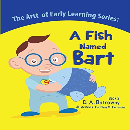 A Fish Named Bart audiobook cover art