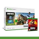 Xbox One S 500GB Fortnite + 1M GamePass [Bundle] + Red Dead Redemption 2