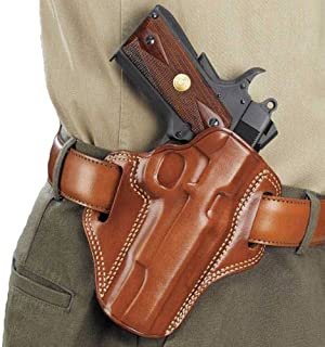 Galco Combat Master Belt Holster for 1911 5-Inch Colt, Kimber, para, Springfield
