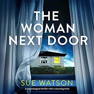 The Woman Next Door audiobook cover art