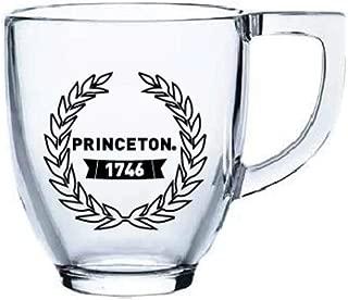 Princeton U-Store Cambridge Glass Mug - 14 oz.