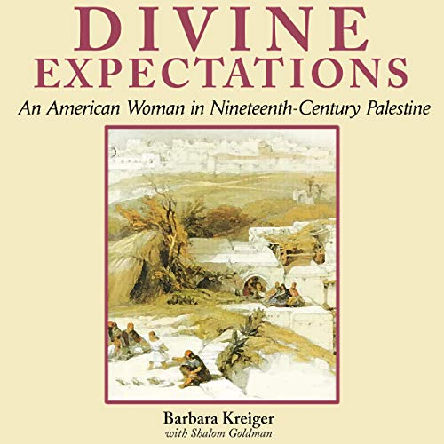 Divine Expectations audiobook cover art