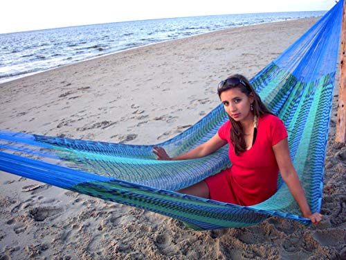 Breezy point mayan mexican jumbo hammock